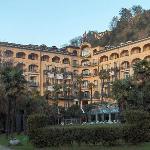 Beautiful hotel in a beautiful city...