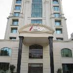 Hotel India Awadh - Front Picture