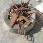 Campfire Arrnagements