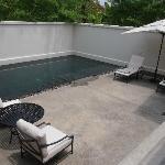 Suite#25 Pool