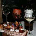 un detalle de las vinagreras (arcusas) totora con la familia, me sorprendio gratamente, como tod