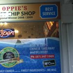 Photo de Oppie's Fish & Chips