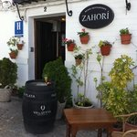 Hotel Zahori Restaurante