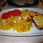 Pollo Milanesa 3 quesos (buenismo)