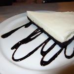 Tarta de queso con chocolate oreo