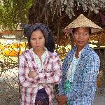 Mujeres de Innwa