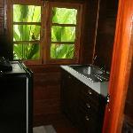 Villa n° 3 - la cuisine