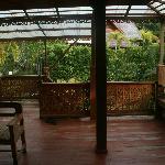 Villa n° 3 - terrasse