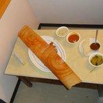 Room service-food