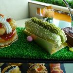 Sweet selections in the Afternoon Tea 2