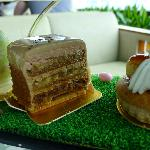 Sweet selections in the Afternoon Tea 4