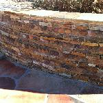 Meshed Rock/Stone Wall