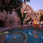 Photo de Gamirasu Cave Hotel