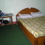 chambre RDC bâtiment réception