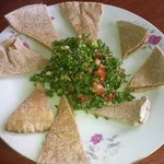 Tbbbouleh Salad App