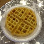 Make your own waffle