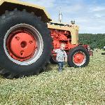 Rothbury Tractor Rally June