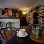 Bari Tea Brewery