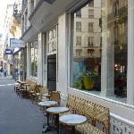 La terrasse - HABEMUS Bar-Restaurant