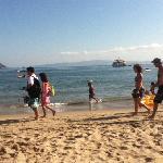 la playa ( the beach )