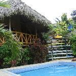 Main cabana