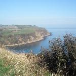 Our walk from Cloughton to Scarborough