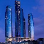 Jumeirah at Etihad Towers - Exterior