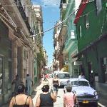 les rues de HAVANA VIEJA