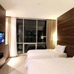 Verona Palace Hotel Bandung Guest Room