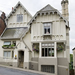 Eccentric Victorian house as featured in interiors magazines