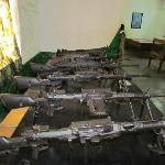 Kumasi Fort - Italian Breda Light Machine Guns Captured In The WW2 Ethiopian Campaign