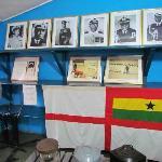 Kumasi Fort - Ghana Navy Room