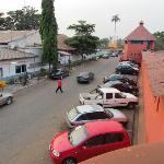Kumasi Fort - The Modern-Day Battlements