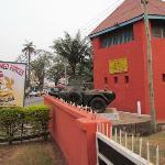 Kumasi Fort - Streetside