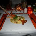 Romantic dinner on the beach (Chom Talay)