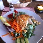 Caesar Salad a la Stahlberg
