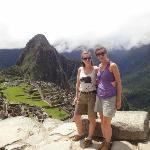 Machu Picchu :)