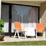 jeses Zimmer mit Terrasse oder Balkon