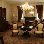 The room where the Confederate Government was created and shaped.