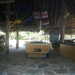 Public Area, Pool Table