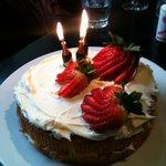 Birthday Cake made by owners Mum