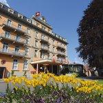 索瓦熱公園酒店