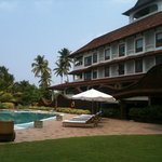 The Raviz Resort and Spa, Ashtamudi Foto