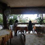 Breakfast area :p