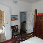 Water Closet and bedroom