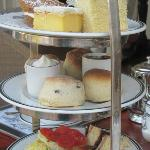Selection for high tea