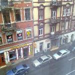 Vistas desde nuestra habitación