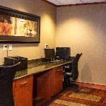 Business Center Complimentary Internet and Printing Services available 24 hours