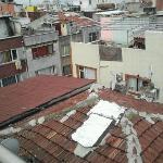 Terrassenaussicht