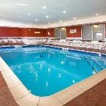 Relax in our Indoor Heated Pool.